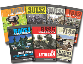 SMARTbooks: Intellectual Fuel for the Military