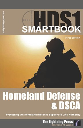 HDS1: The Homeland Defense & DSCA SMARTbook