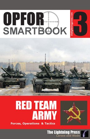 OPFOR SMARTbook 3 – Red Team Army (PREVIOUS EDITION)