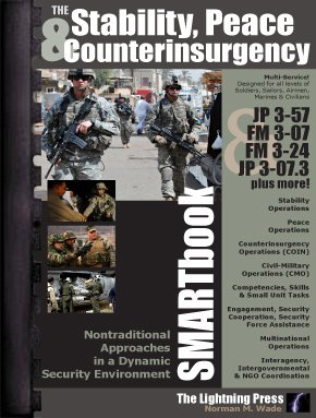 The Stability, Peace & Counterinsurgency SMARTbook (PREVIOUS EDITION)