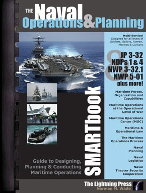 The Naval Operations & Planning SMARTbook