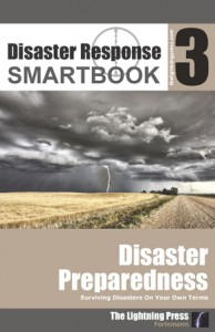 NEW! Disaster Response SMARTbook 3 – Disaster Preparedness