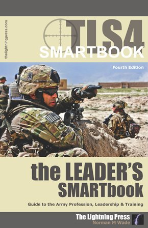 TLS4: The Leader's SMARTbook, 4th Rev. Ed. (PREVIOUS EDITION)