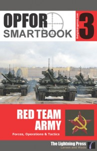 NEW! OPFOR SMARTbook 3 – Red Team Army