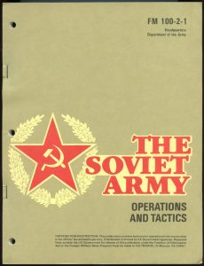 FM 100-2-1 The Soviet Army