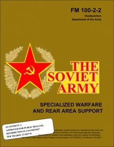 FM 100-2-2 The Soviet Army