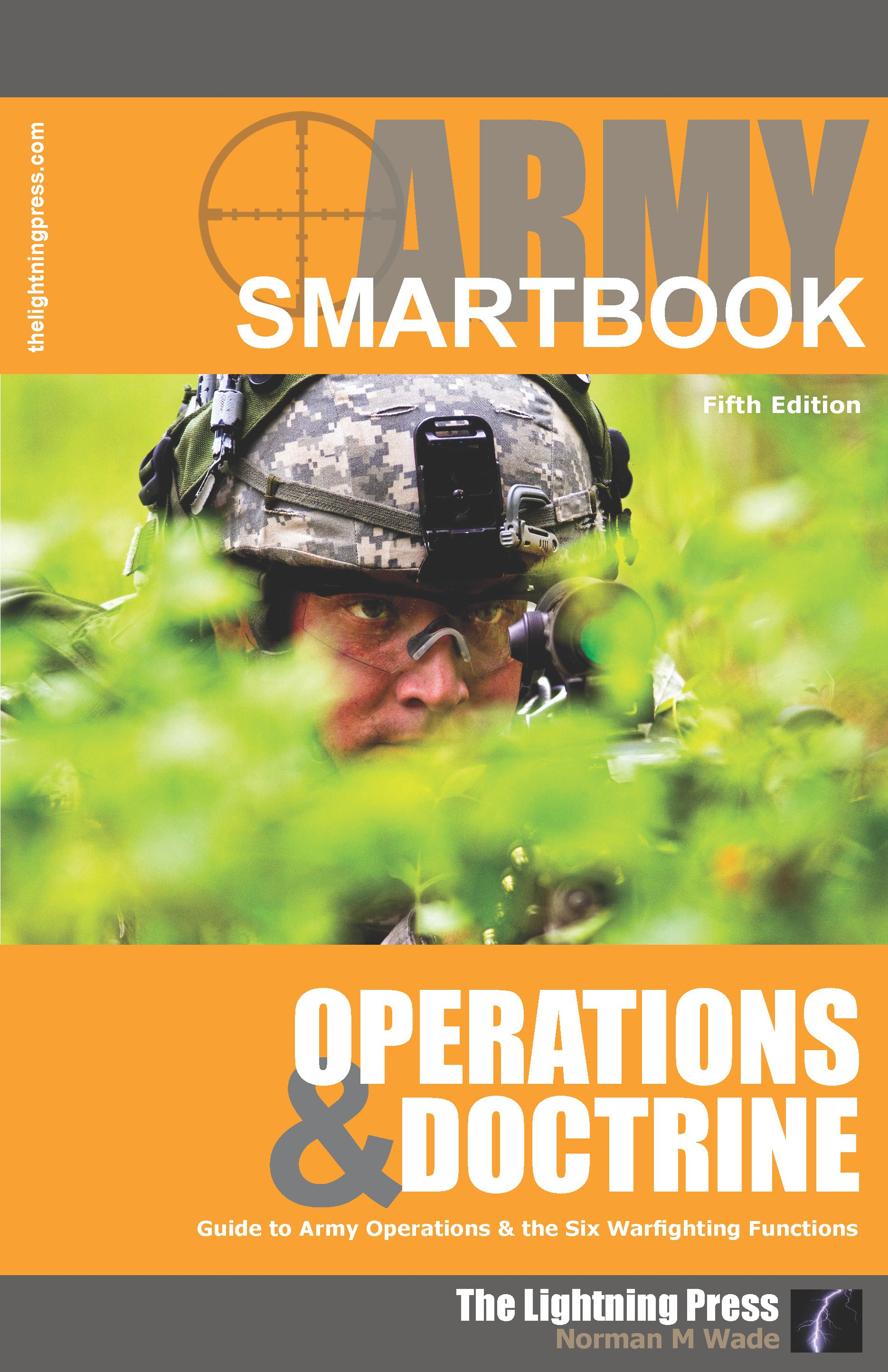 AODS5: The Army Operations & Doctrine SMARTbook, 5th Ed.