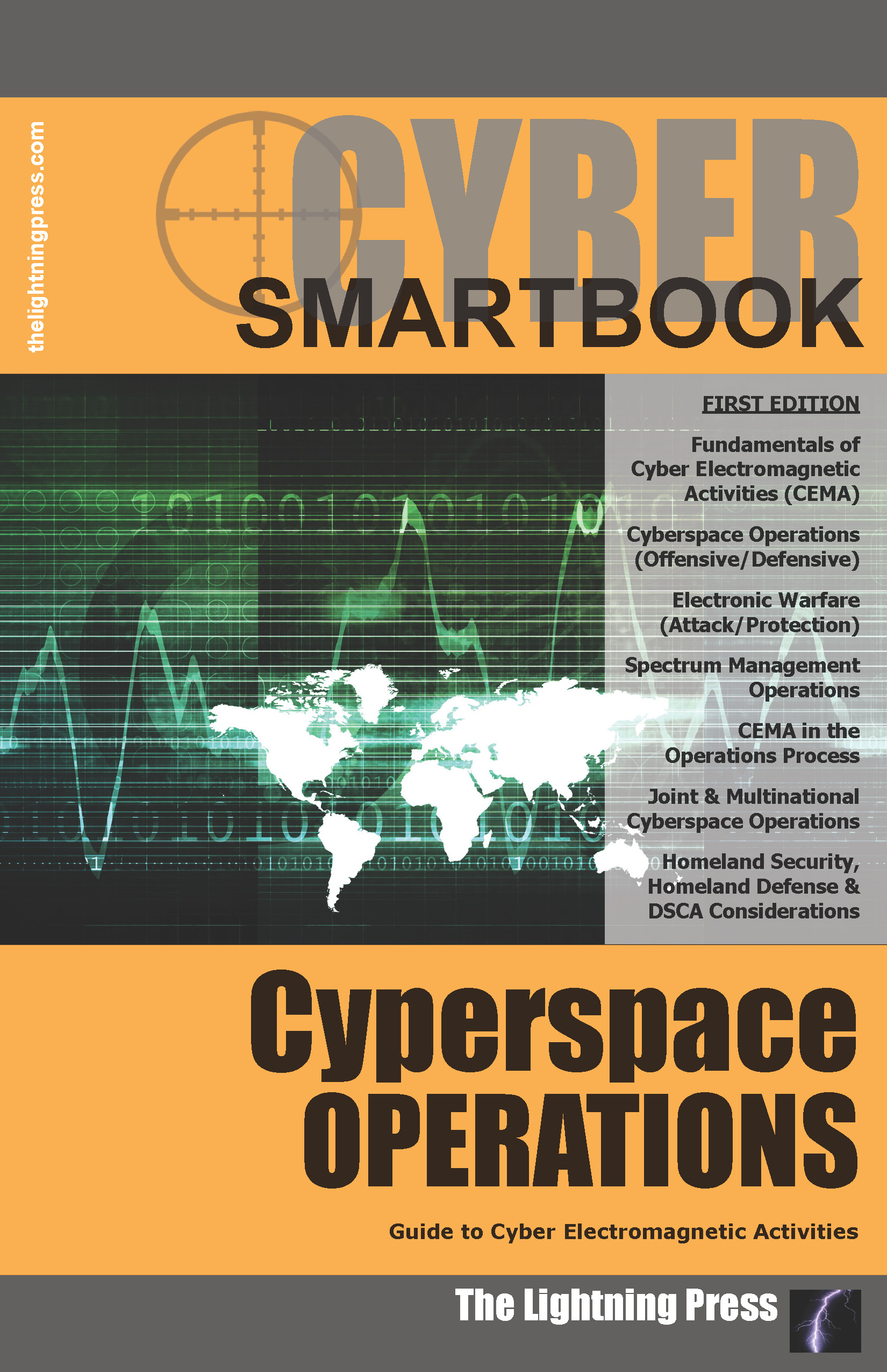 CYBER: The Cyberspace Operations SMARTbook